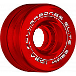 Rollerbones Art Elite Competition Wheels 62mm 103A 8pk Red