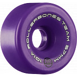 Rollerbones Team Logo 57mm 101A 8pk Purple