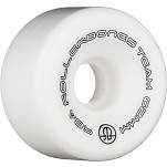 Rollerbones Team Logo 62mm 98A 8pk White