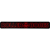 "Rollerbones 7"" Sticker Single"