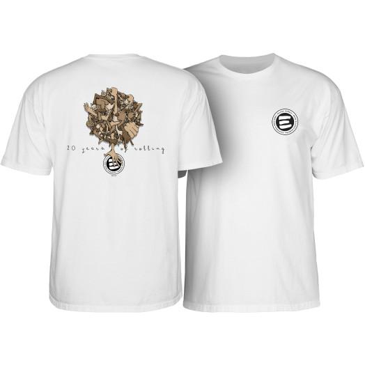 Eulogy 20 Year Anniversary T-shirt White