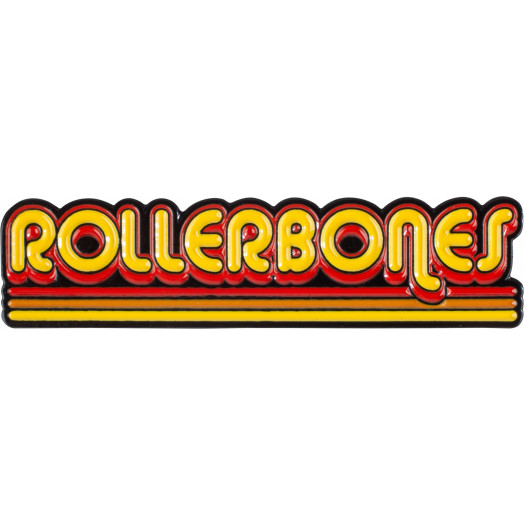 Rollerbones Lapel Pin