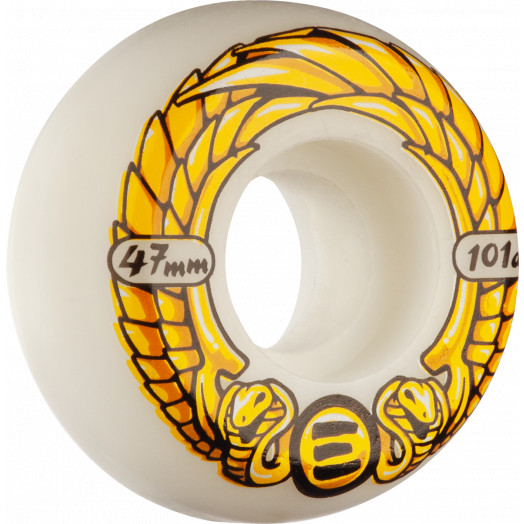 Eulogy Inline Wheel Anti Rocker 47mm 101A 4pk
