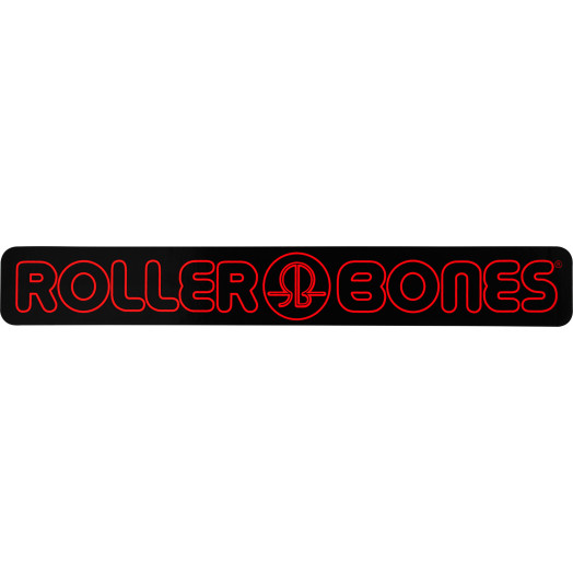 "Rollerbones 7"" Sticker Single"