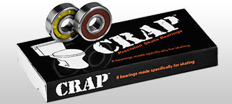 Crap Bearings